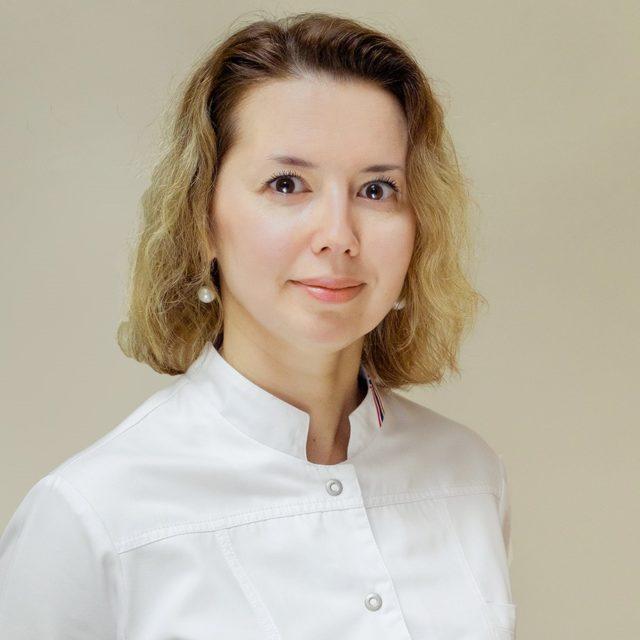 Ищенко Людмила Станиславовна