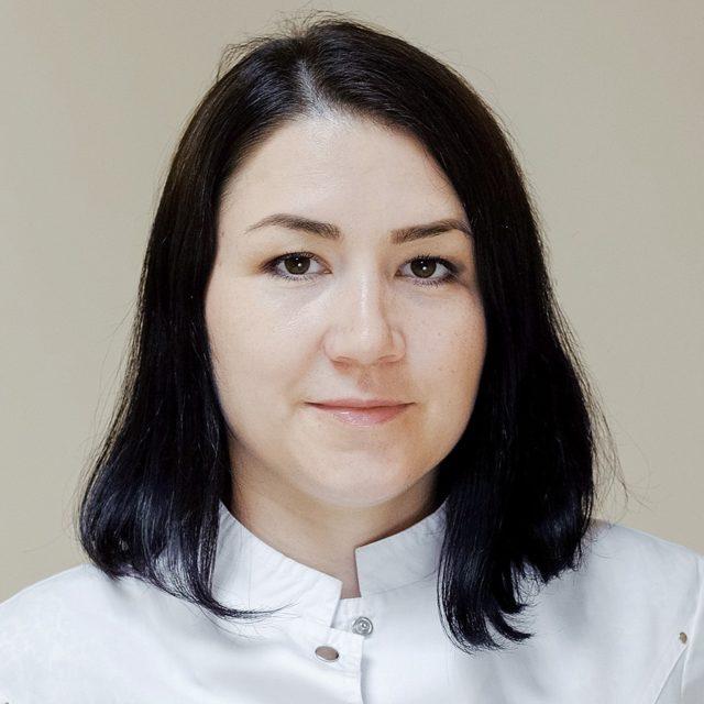 Романенко Анастасия Сергеевна