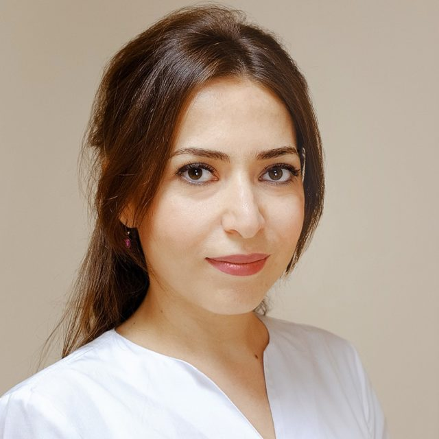 Мшак-Манукян Гоар Норайровна